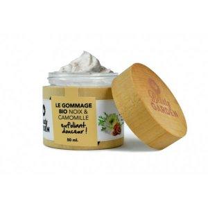 Peeling Bio Kamille-Nuss