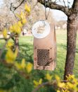 Wildbienenhotel XL Blüten