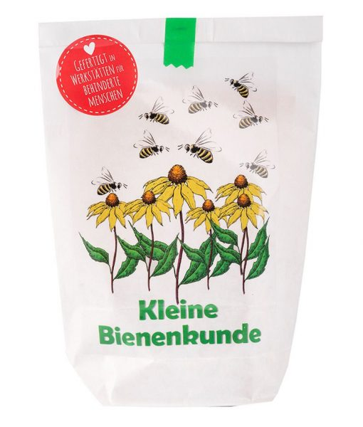 Margreblue Kleine Bienenkunde